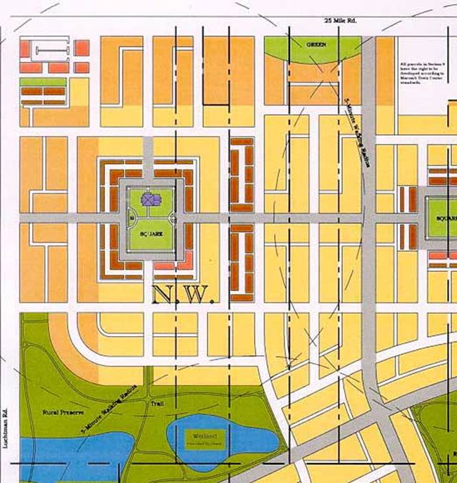 Northwest Quadrant Town Center